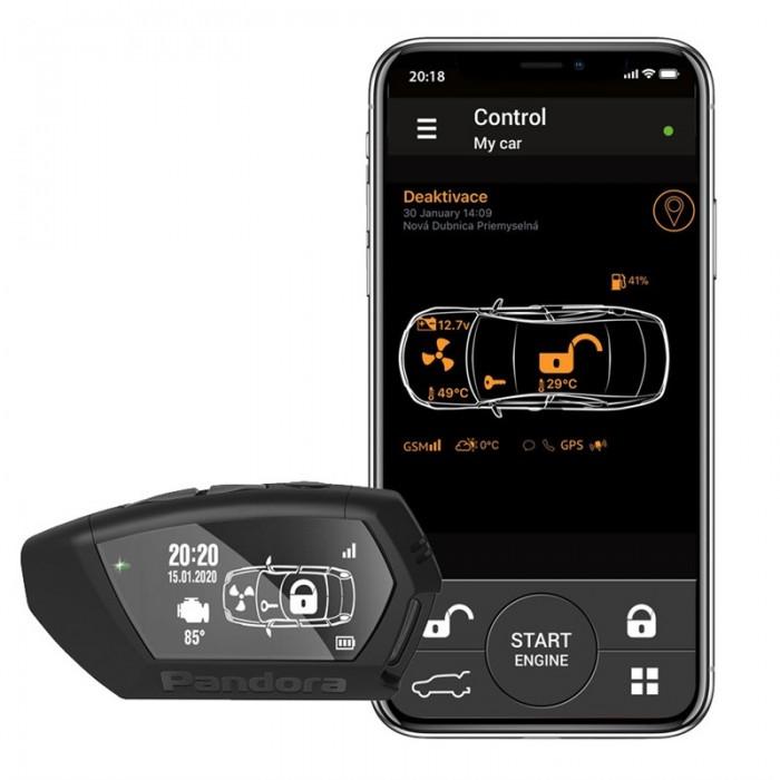 Pandora ELITE v2 GSM 4G/LTE GPS GPRS APP Bluetooth